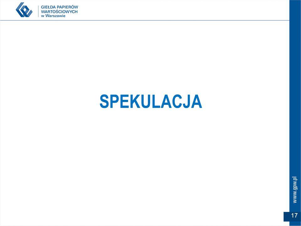 SPEKULACJA 17