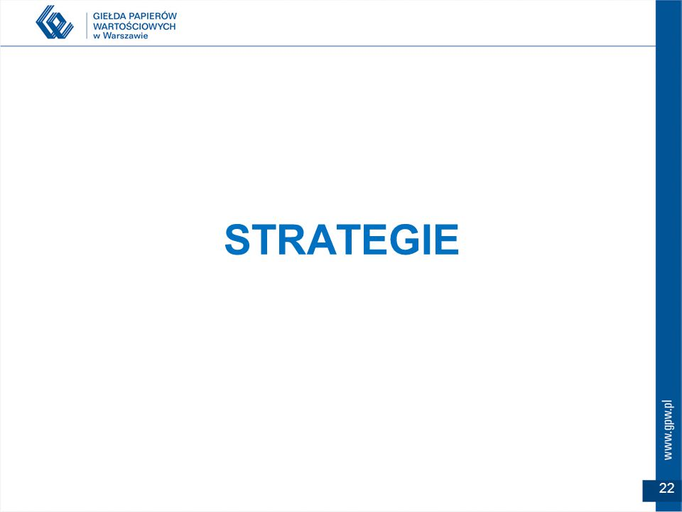 STRATEGIE 22