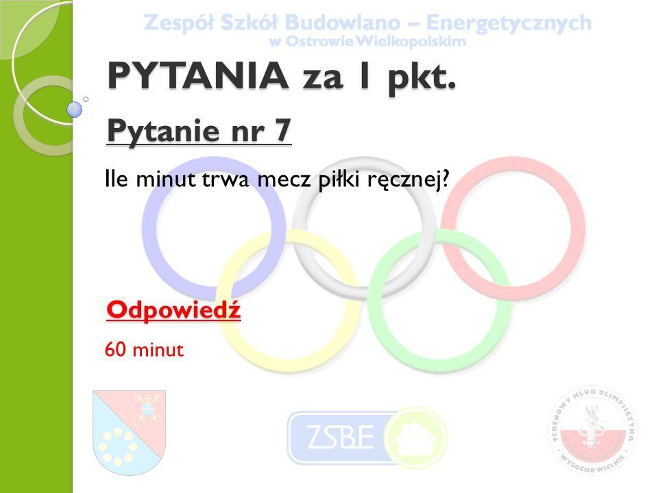 Pytanie nr 8 Ile razy mistrzynią świata w kolarstwie torowym (konkurencja scratch) była Katarzyna Pawłowska – absolwentka ostrowskiego ZSB-E z 2009 r..