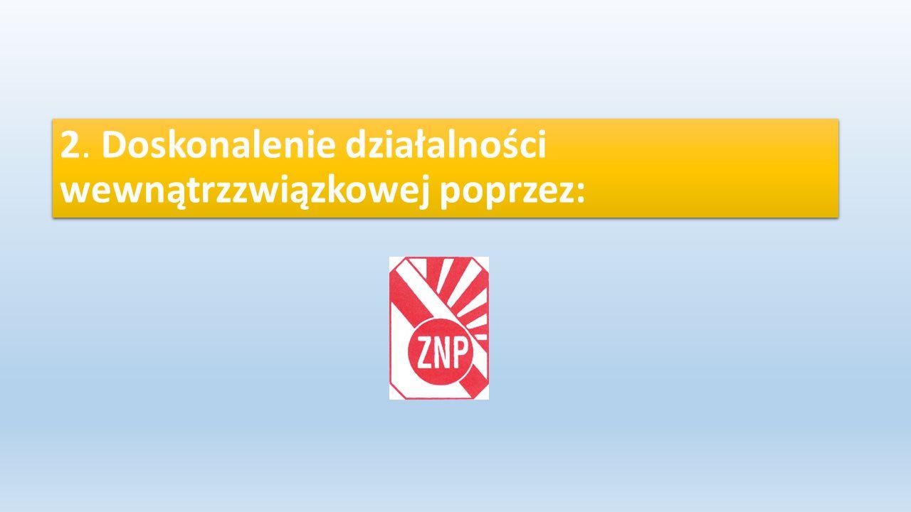 1) Opracowywanie okresowych informacji o działalności Zarządu Oddziału.