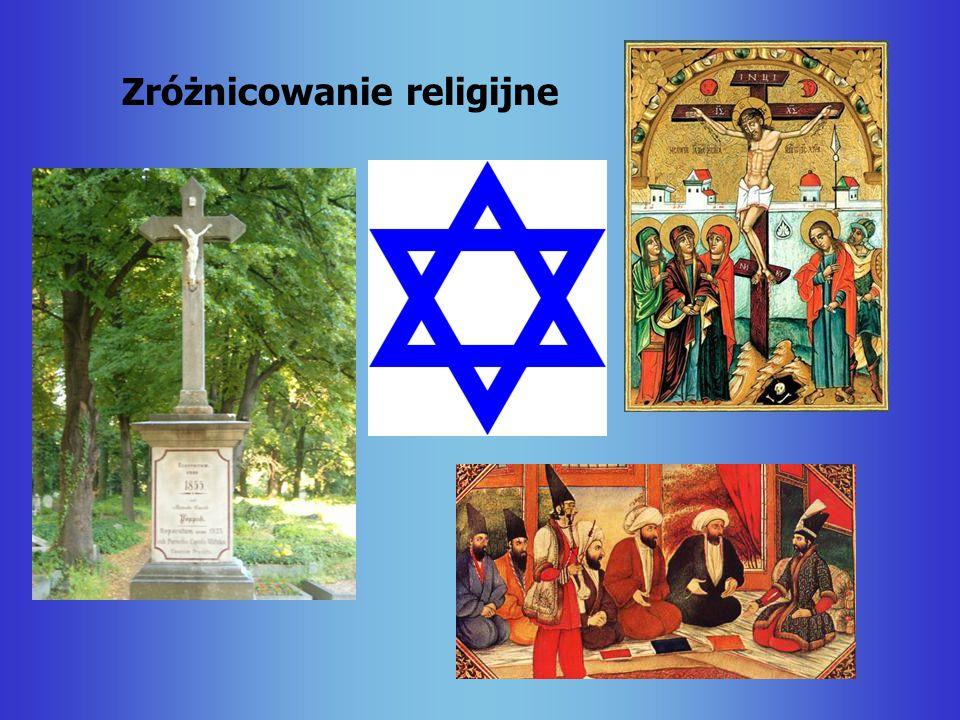 Zróżnicowanie religijne