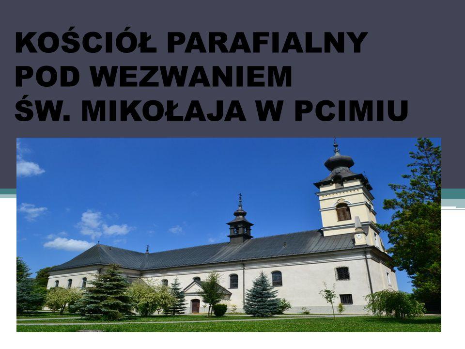 Historia kościoła Kościół został tu zbudowany w 1338 roku.