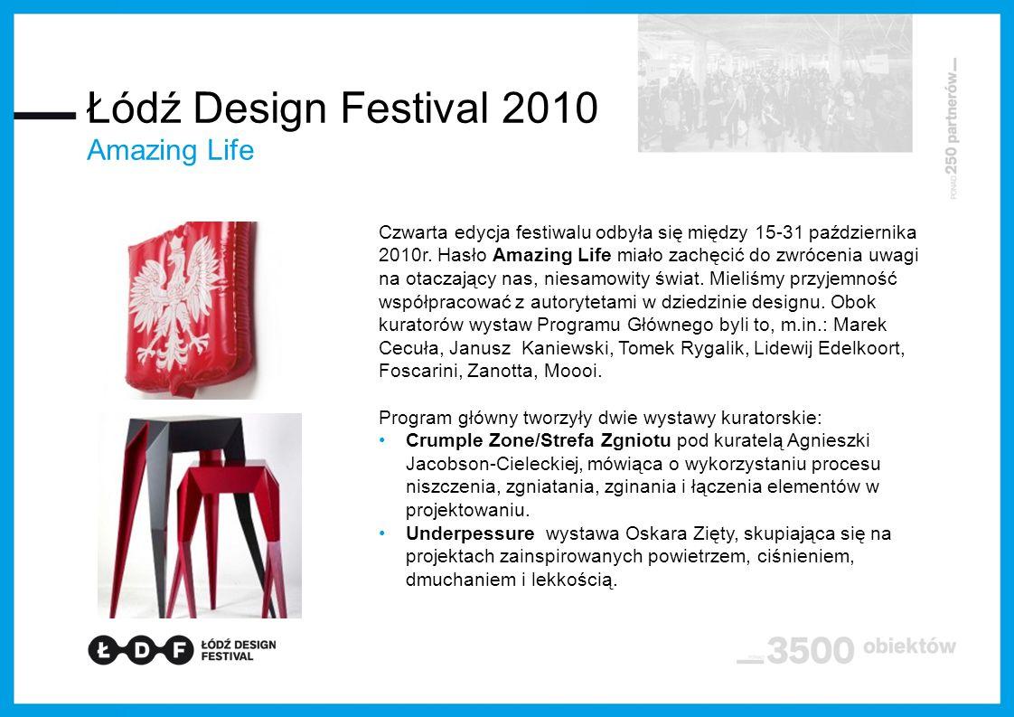 Czwarta edycja festiwalu odbyła się między 15-31 października 2010r.