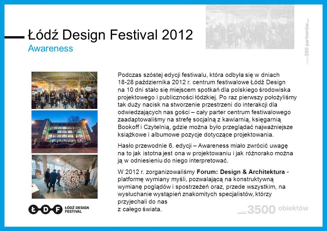 Podczas szóstej edycji festiwalu, która odbyła się w dniach 18-28 października 2012 r.