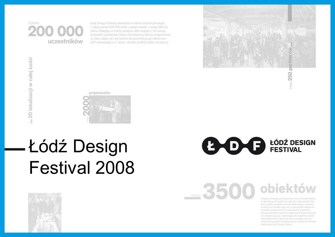 Łódź Design Festival 2008