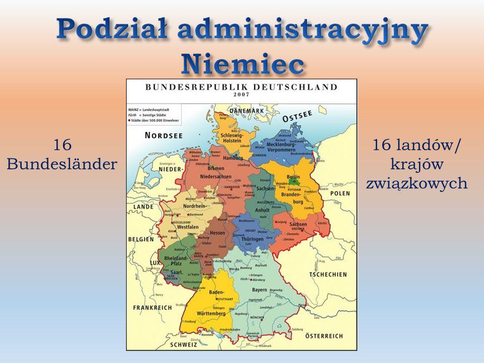 """Kraj ten zamieszkuje około 2 100 000 Polaków; Większość taksówek to mercedesy; Odbierając telefon zamiast mówić """"halo"""", czy """"słucham"""", Niemcy podają s"""