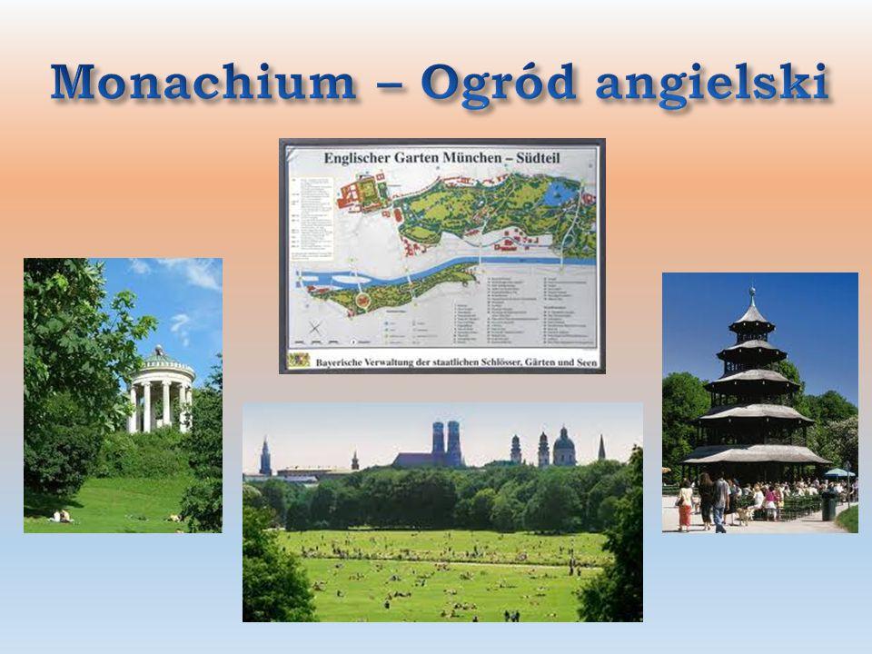 Monachium – Zespół Pałacowy Nymphenburg