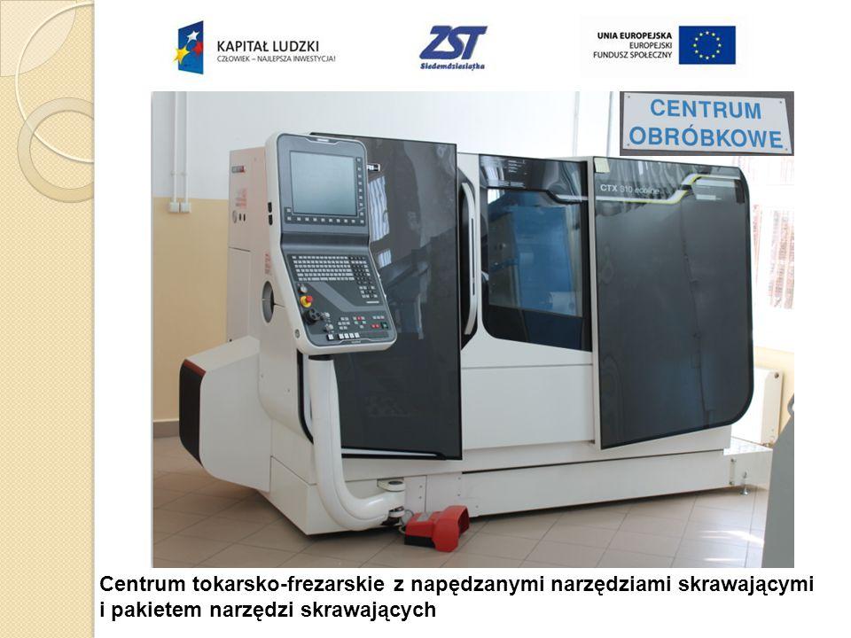 Pracownia CAD/CAM Tablica interaktywna z rzutnikiem Zestaw komputerowy – 13 szt.