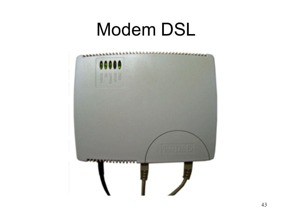 Modem DSL 43
