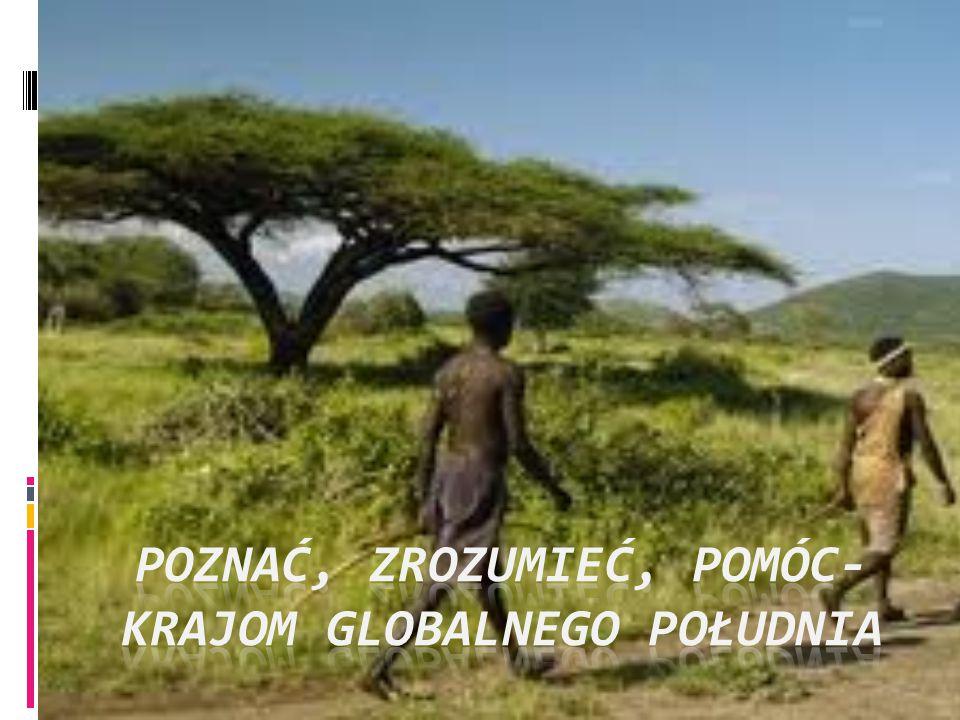 """W ramach wstępu: Projekt realizowany był w ramach zajęć dodatkowych z edukacji globalnej """"Patrzę i zmieniam świat Pracowaliśmy metodą webquest wykorzystując oryginalne teksty dotyczące Afryki, scenariusze zajęć """"Świat na wyciągnięcie ręki oraz zasoby internetowe."""