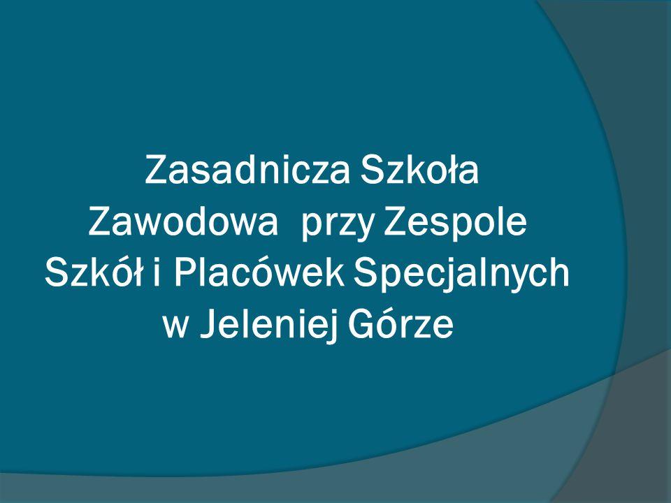 Zasadnicza Szkoła Zawodowa przy Zespole Szkół i Placówek Specjalnych w Jeleniej Górze