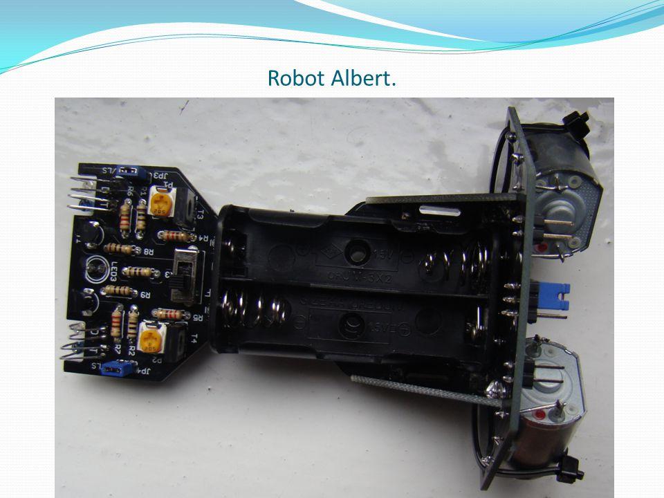 Robot Albert.