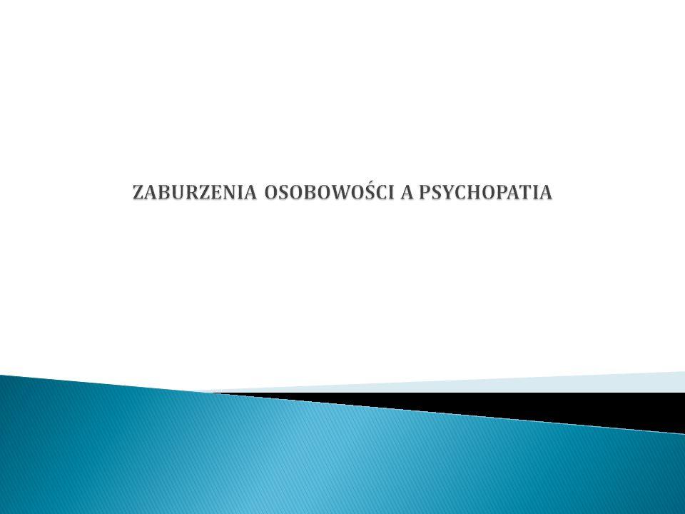  Osobowość: konstrukt teoretyczny, pod którym kryją się liczne właściwości kluczowe dla funkcjonowania psychospołecznego jednostki.