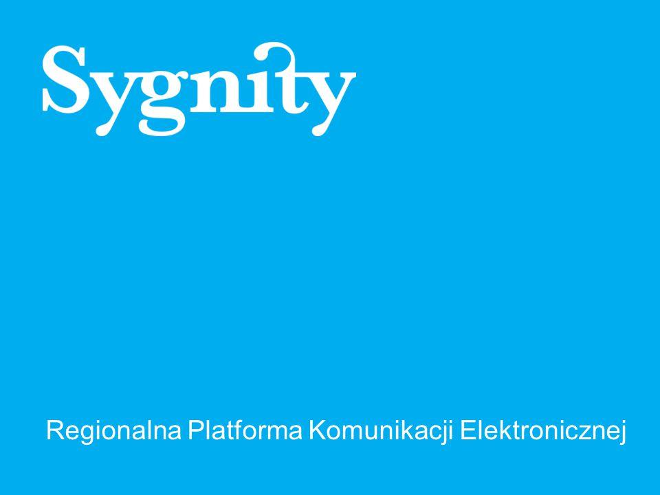 Regionalna Platforma Komunikacji Elektronicznej