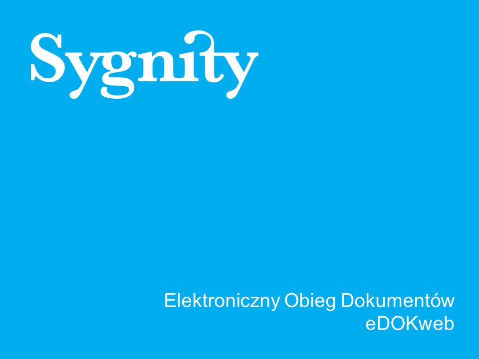 Elektroniczny Obieg Dokumentów eDOKweb