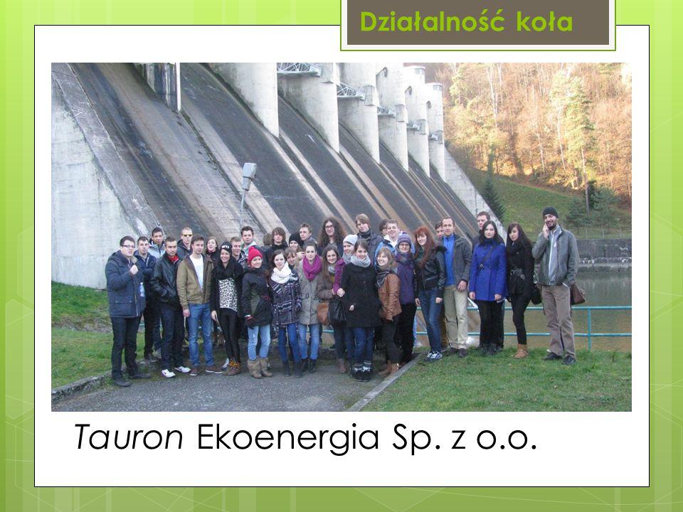Członkowie naszego koła podczas wyjazdów studenckich odwiedzili wiele ośrodków kulturalnych – podczas ostatniej wycieczki naukowej mieli okazję zobaczyć skansen: Miasteczko Galicyjskie w Nowym Sączu.