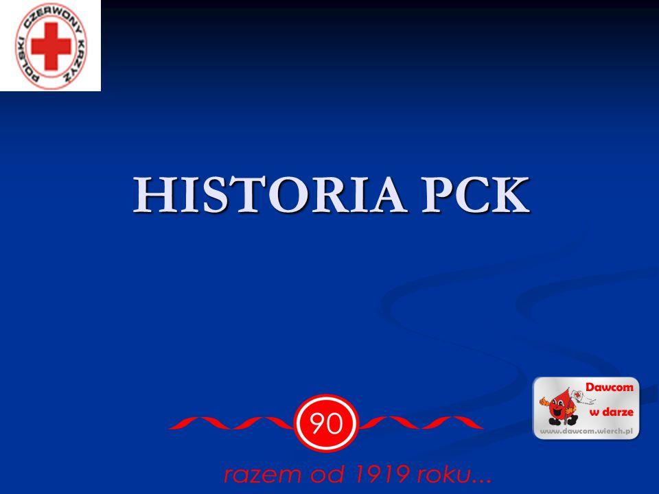 HISTORIA PCK