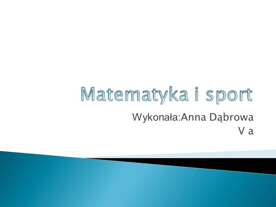 Wykonała: Anna Dąbrowa V a