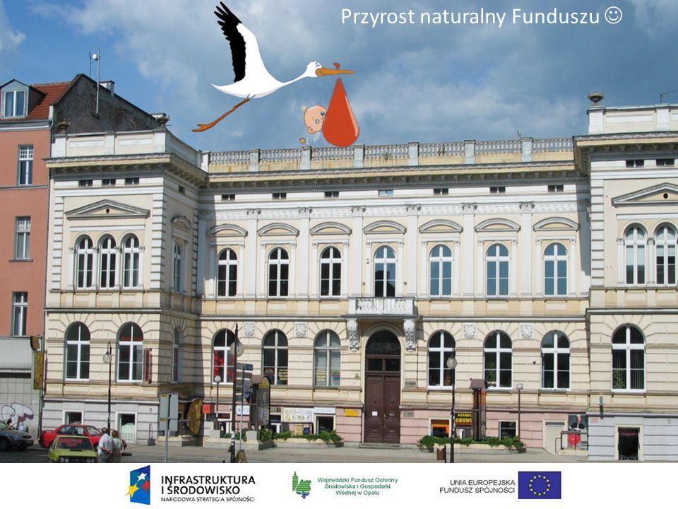 Główni beneficjenci Funduszu 2012