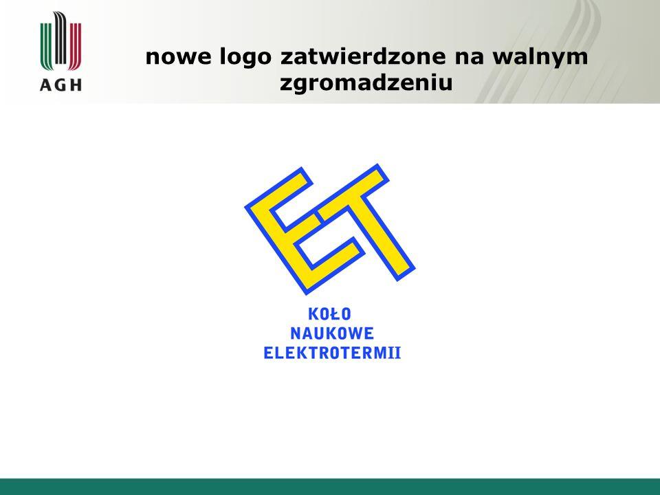 nowe logo zatwierdzone na walnym zgromadzeniu
