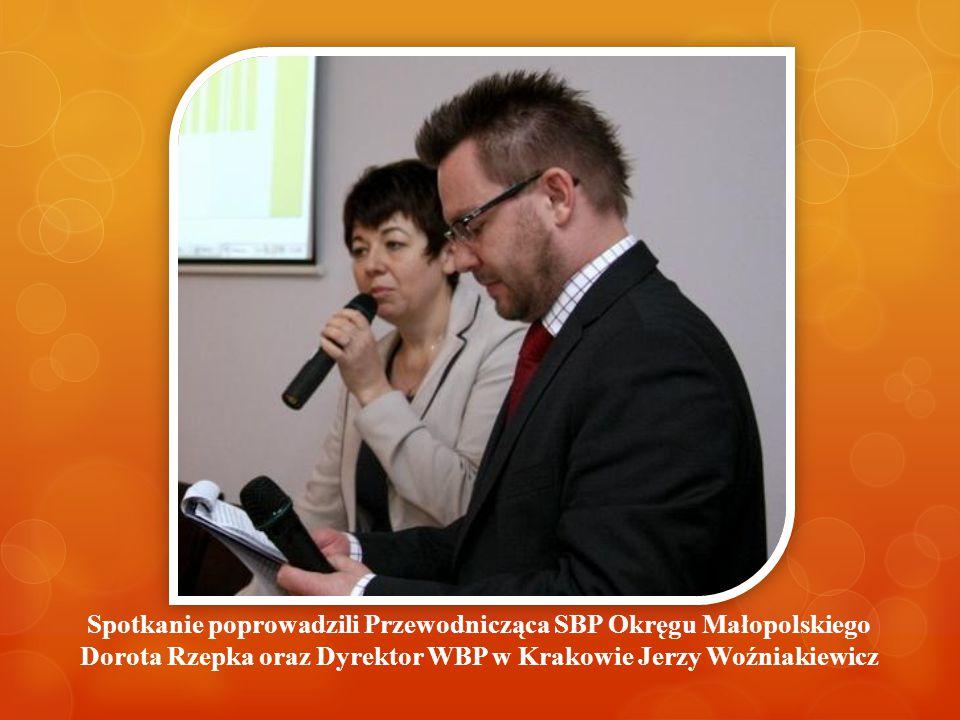Wśród przybyłych gości była reprezentująca Urząd Marszałkowski Monika Wiejaczka, Z-ca Dyrektora Departamentu Kultury i Dziedzictwa Narodowego Urzędu Marszałkowskiego Województwa Małopolskiego, władze samorządowe Starego Sącza z burmistrzem Jackiem Lelkiem, z-cą burmistrza Kazimierzem Gizickim i przewodniczącą Rady Miasta Ewą Zielińską, członkowie Kapituły, Członkowie Honorowi SBP – dr Alina Misiowa i dr Józef Zając, Zarząd Okręgu Małopolskiego SBP, przewodniczący struktur terenowych SBP, dyrektorzy bibliotek i wielu znakomitych gości.