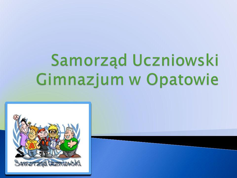 Samorz ą d Uczniowski- a co to takiego.