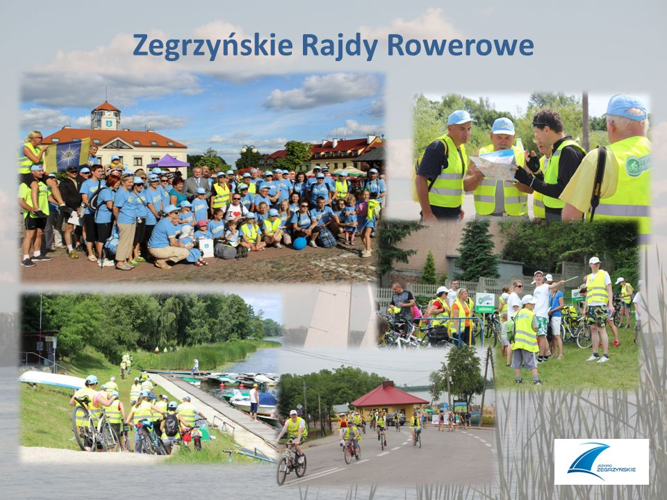 Zegrzyńskie Rajdy Rowerowe