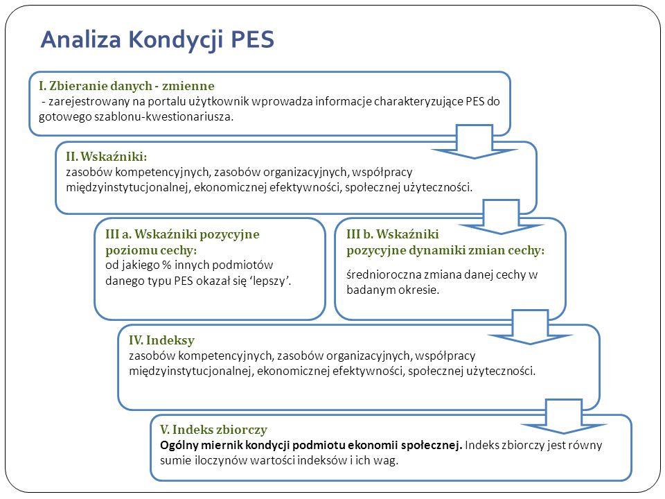 Analiza Kondycji PES I.