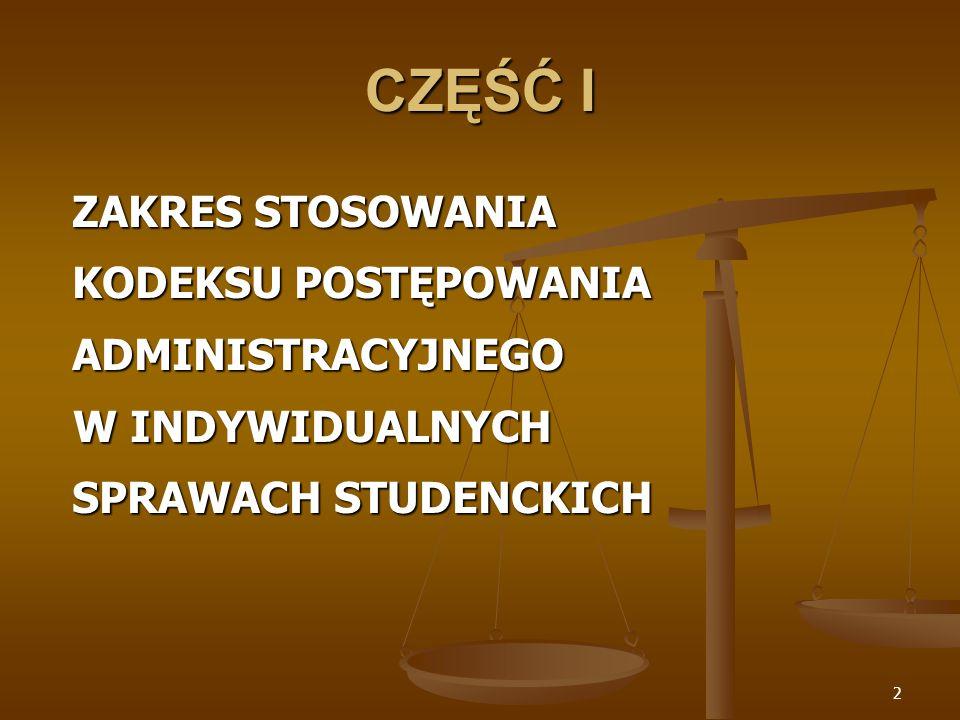 73 Art.218 KPA § 1. W przypadkach, o których mowa w art.