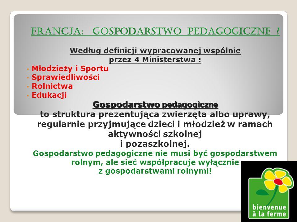 Szwajcarskie gospodarstwa edukacyjne inspiracją dla innowacyjnych działań jednostek samorządu terytorialnego w Polsce na rzecz zrównoważonego rozwoju obszarów wiejskich PROJEKT WSPÓŁFINANSOWANY PRZEZ SZWAJCARIĘ W RAMACH SZWAJCARSKIEGO PROGRAMU WSPÓŁPRACY Z NOWYMI KRAJAMI CZŁONKOWSKIMI UNII EUROPEJSKIEJ www.lekcjaurolnika.pl oferowanych zajęć edukacyjnych
