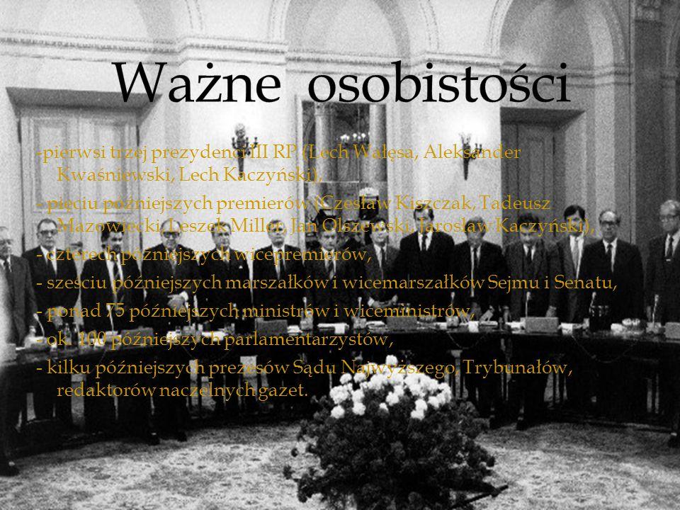 Rozmowy rozpoczęły się 6 lutego 1989, a zakończyły 5 kwietnia tego samego roku. Prowadzone były w kilku miejscach, a ich rozpoczęcie i zakończenie odb