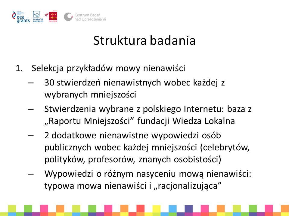Struktura badania 2.