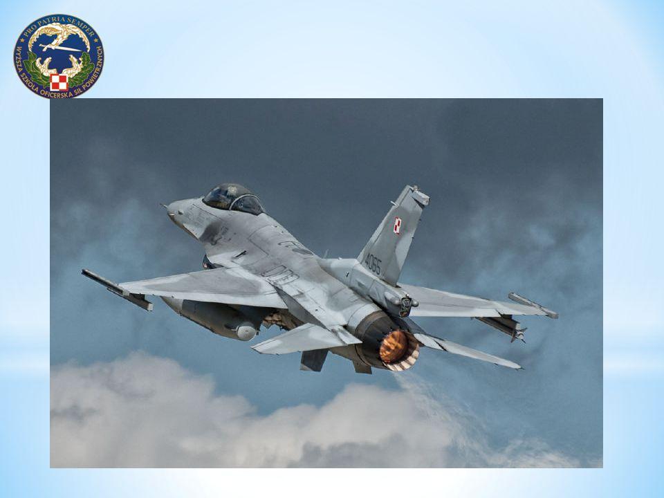 Samolot F-16 Block 52+ wyposażony jest w następujące urządzenia i systemy nawigacyjne: * zintegrowany system nawigacyjny GPS/INS (Global Positioning S