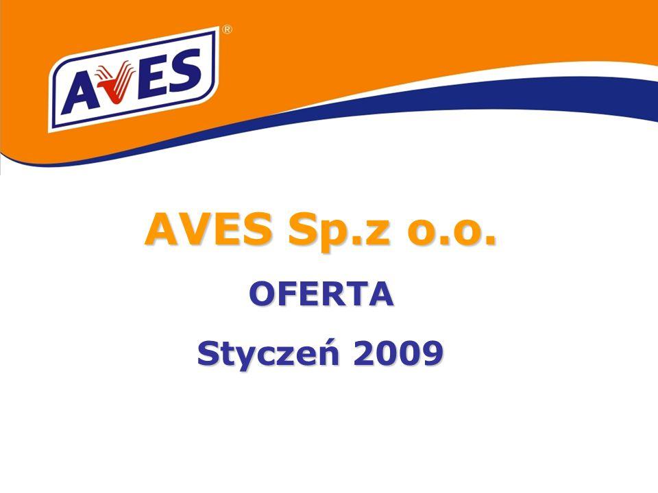 AVES Sp.z o.o. OFERTA Styczeń 2009