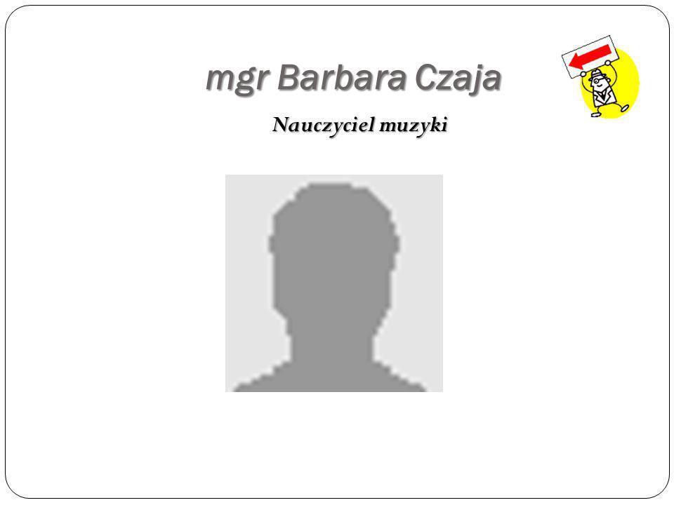 mgr Magdalena Machala-Szerszeń Logopeda
