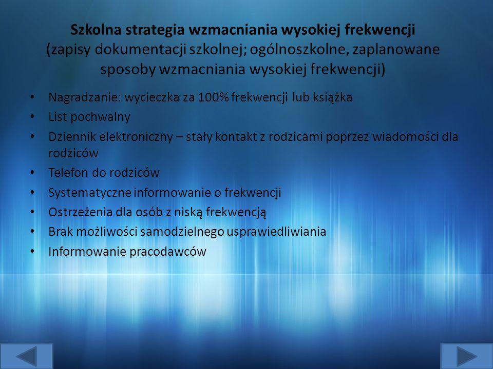 Zasady organizacji pracy szkoły i sposoby zapewniania opieki i bezpieczeństwa (np.