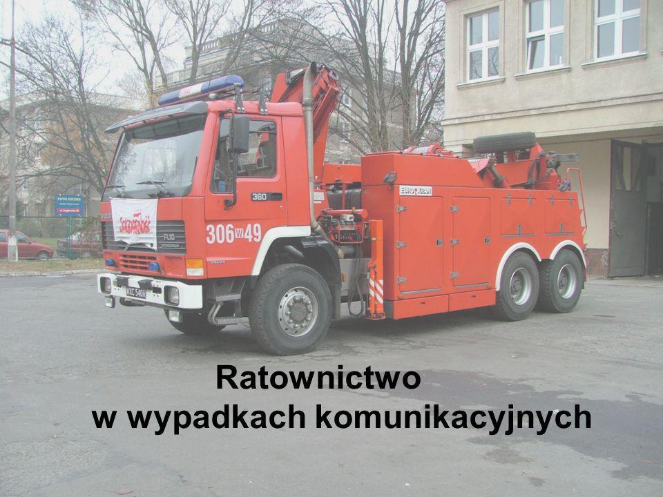Informacje wstępne Wraz z rozwojem komunikacji w Polsce oraz brakiem dostosowywania dróg krajowych do zwiększającego się natężenia ruchu nastąpił wzrost liczby wypadków komunikacyjnych na drogach.