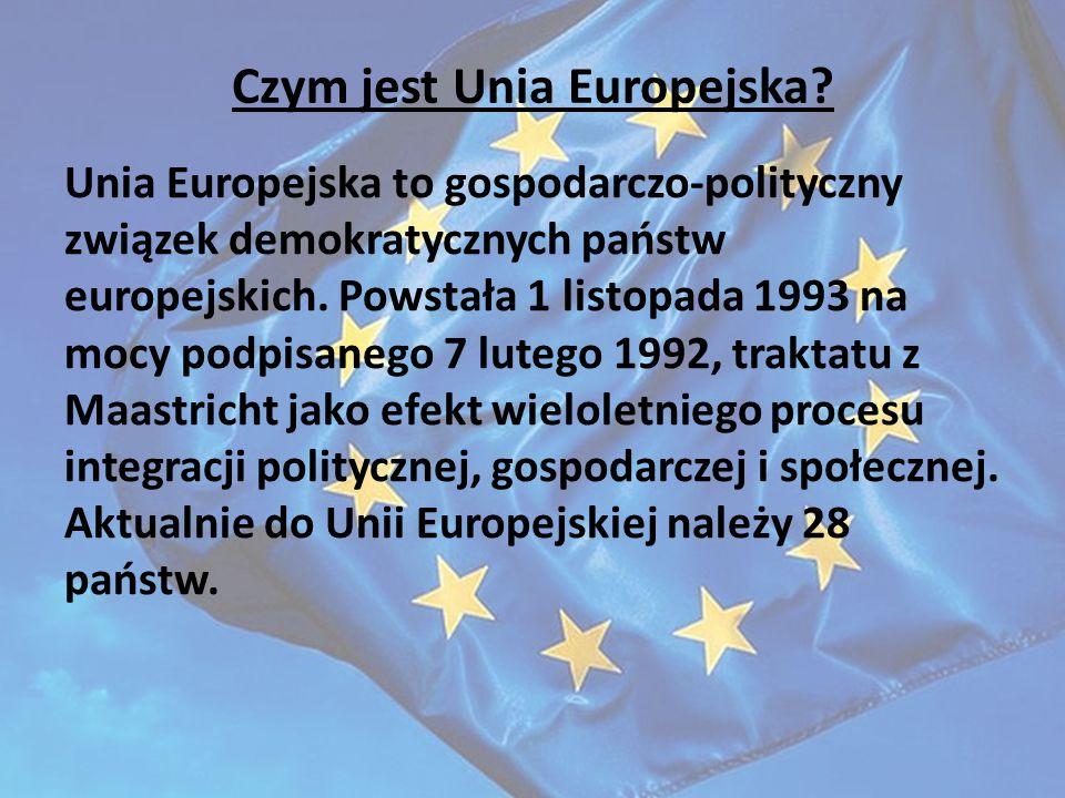 Etapy integracji europejskiej