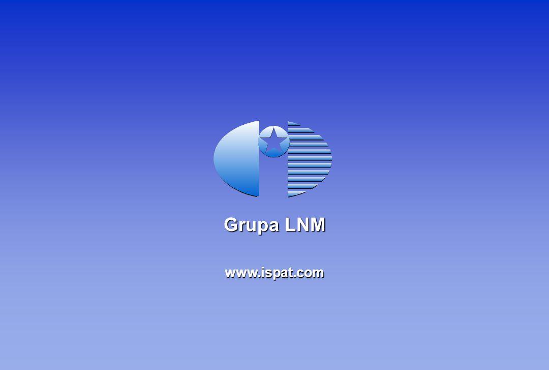 Grupa LNM www.ispat.com