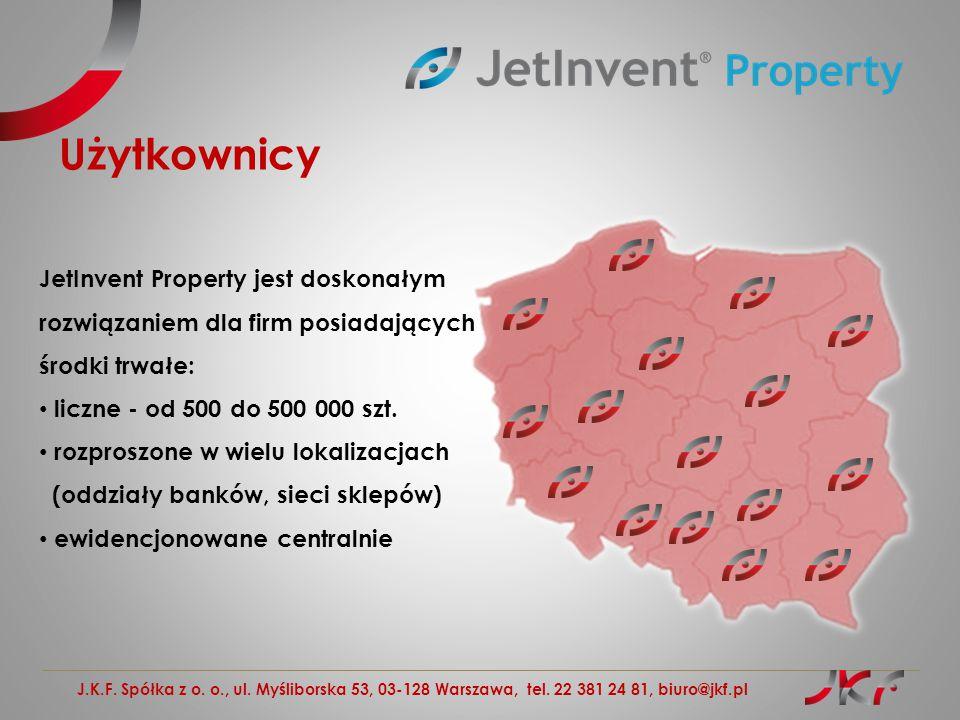J.K.F.Spółka z o. o., ul. Myśliborska 53, 03-128 Warszawa, tel.