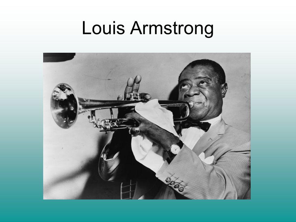 Błyskotliwa i charyzmatyczna osobowość.Odegrał wielką rolę w historii jazzu.