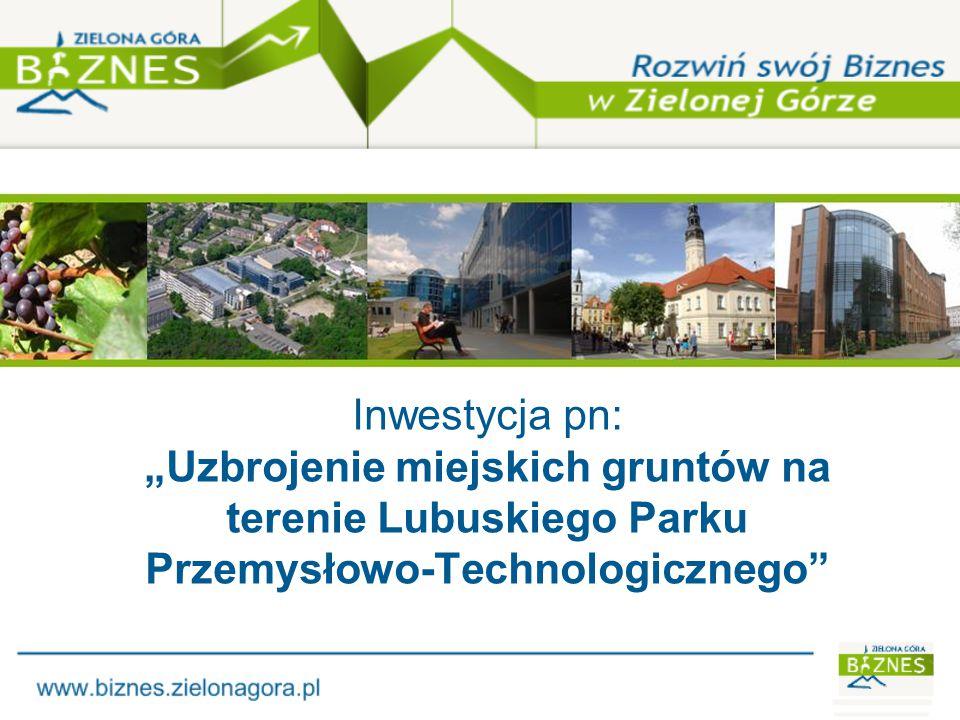 W zachodniej Polsce, blisko granicy Polski z Niemcami - 60 km; Blisko portów lotniczych: -międzynarodowy w Berlinie (BBI) – 180 km (dojazd - 1,5 godziny) - regionalny towarowo – pasażerski w Babimoście - 39 km; Położenie we środkowoeuropejskim korytarzu transportowym – droga ekspresowa E65 (S3); Dogodny dojazd do autostrad A2 i A18/A4 Bezpośrednie połączenia kolejowe z największymi miastami Europy Położenie Zielonej Góry Zielona Góra