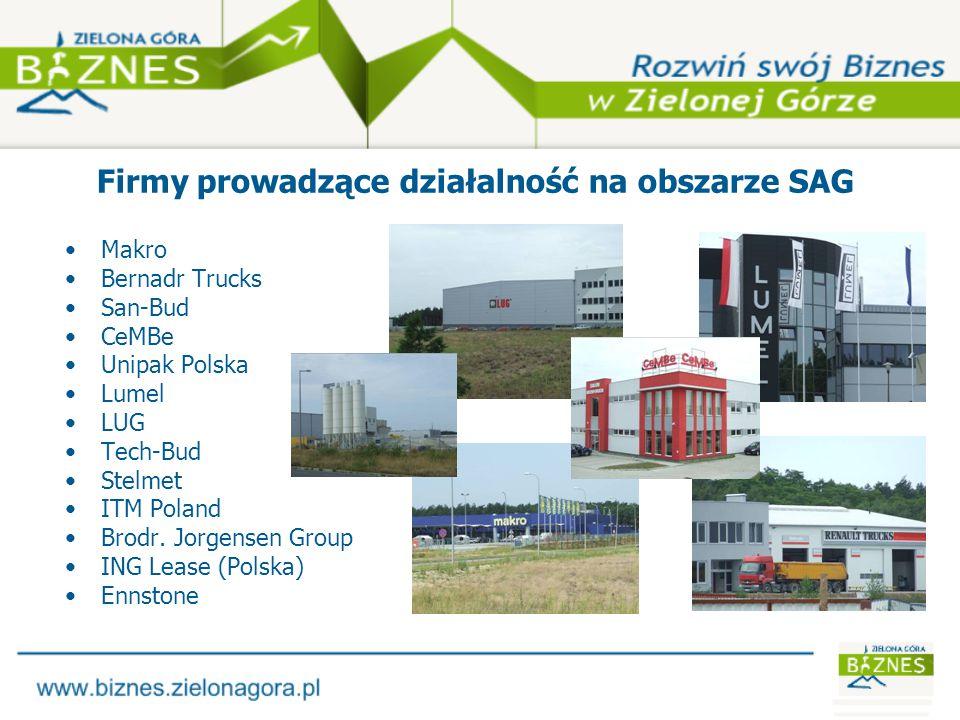 Lubuski Park Przemysłowo-Technologiczny - Lokalizacja Quelle: www.maps.google.pl W Nowym Kisielinie – 5 km od Zielonej Góry, W środku Lubuskiego Trójmiasta 4 km od drogi ekspresowej S3, ok.