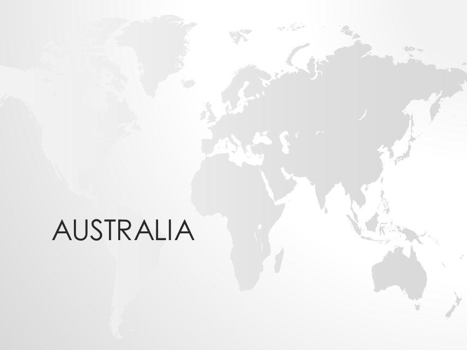 NIE MA TO JAK AUSTRALIA … Cechy fizyczne: słoneczn klimat Unikalna przyroda: wczesne oddzielenie lądu Naturalne cechy: linia brzegowa z najpiękniejszymi plażami i największą rafą koralową Roślinność: różnorodność gatunków, specjalistyczne adaptacje klimatyczne 12 miejsc dziedzictwa światowego UNESCO (np.