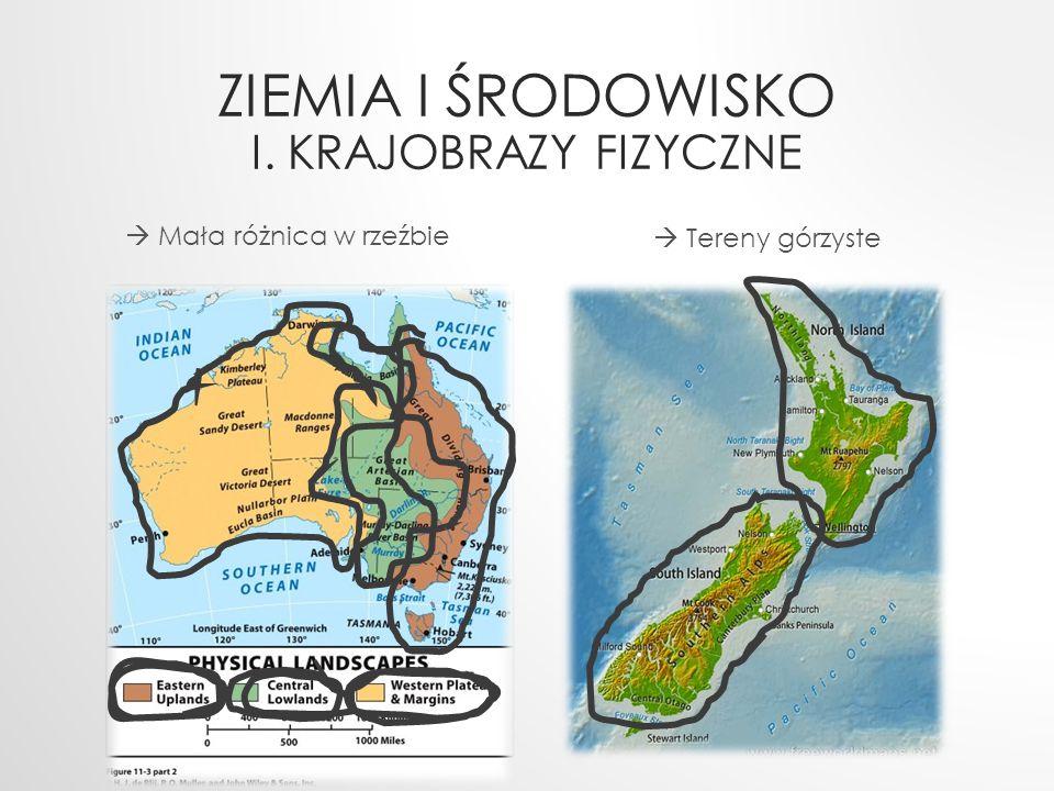 ZIEMIA I ŚRODOWISKO : II.