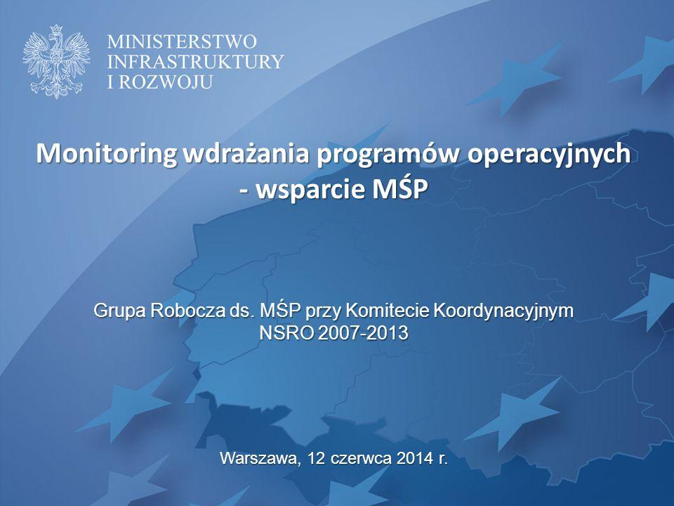 Warszawa, 12 czerwca 2014 r.
