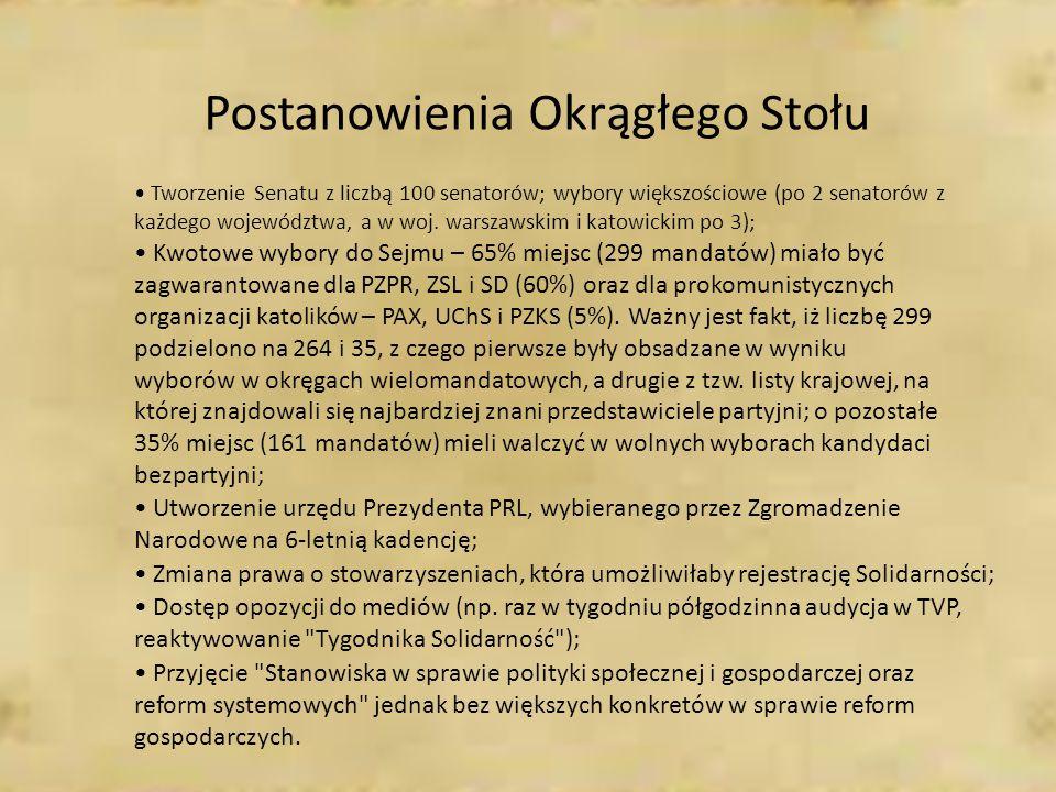 Wybory parlamentarne w Polsce w 1989 roku (tzw.