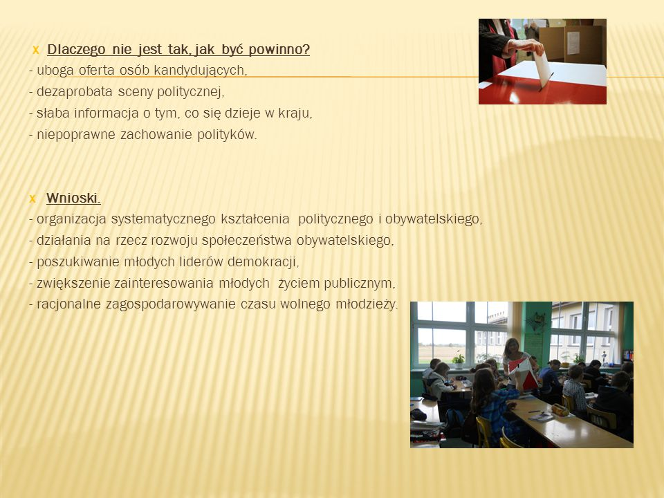 1.Planowanie i organizowanie skutecznego kształcenia patriotycznego i obywatelskiego.