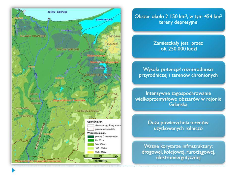 Wstępna ocena ryzyka powodziowego opracowane przez IMGW PiB