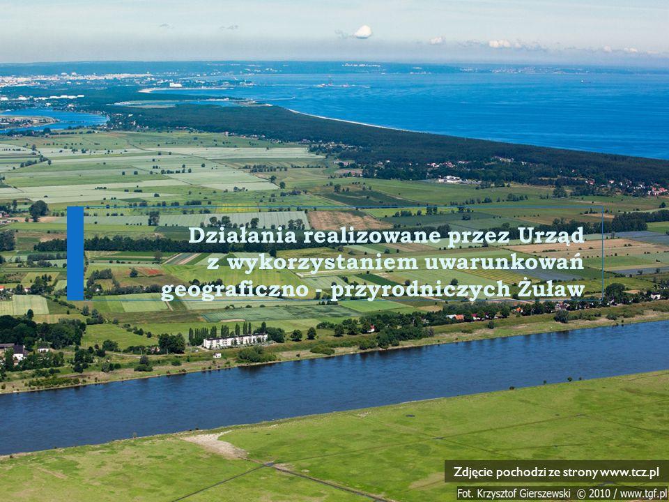 Program Żuławy - Melioracje W 2010 roku podpisano 5 umów w ramach robót publicznych ze środków Rezerwy Ministra z programu związanego z usuwaniem skutków powodzi.